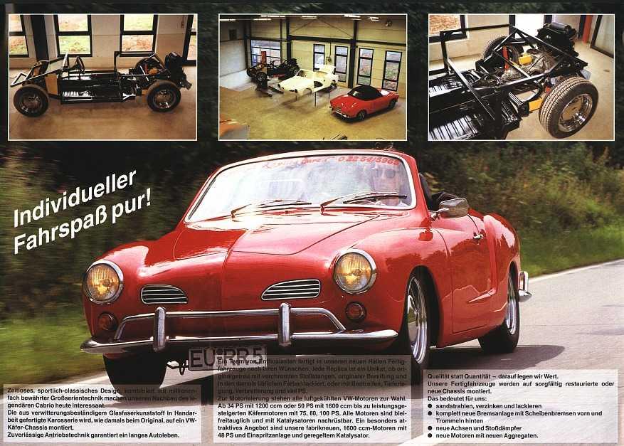 Badura 39 s vw karmann ghia site addresses for Garage volkswagen flers